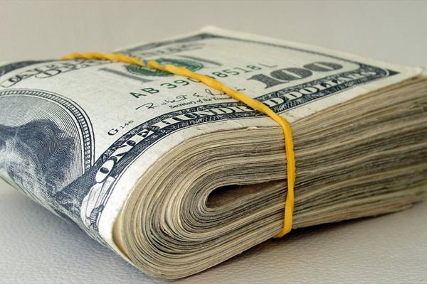 رشد ۵۰ تومانی قیمت دلار / قیمت ارز صرافی ملی ۹۸/۵/۱۲