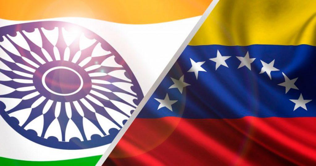 هند همچنان به واردات نفت از ونزویلا ادامه میدهد