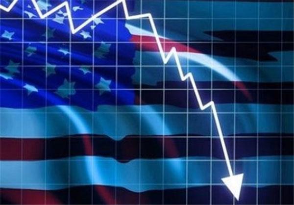 کسری بودجه کمسابقه آمریکا