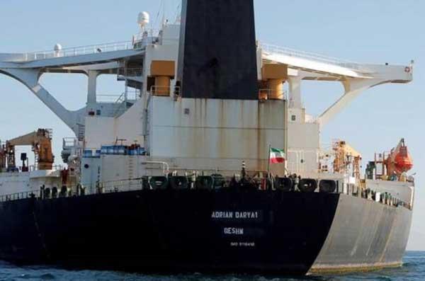 وزارت خارجه آمریکا تطمیع ناخدای نفتکش ایرانی را تایید کرد