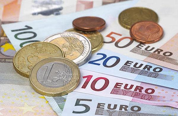 افزایش قیمت رسمی یورو و پوند