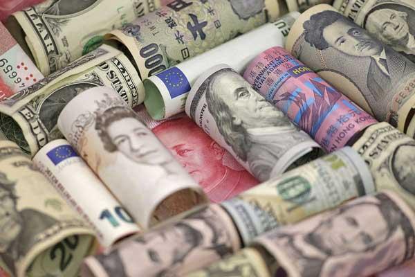 قیمت روز ارزهای دولتی 98/06/12  نرخ 26 ارز نزولی شد