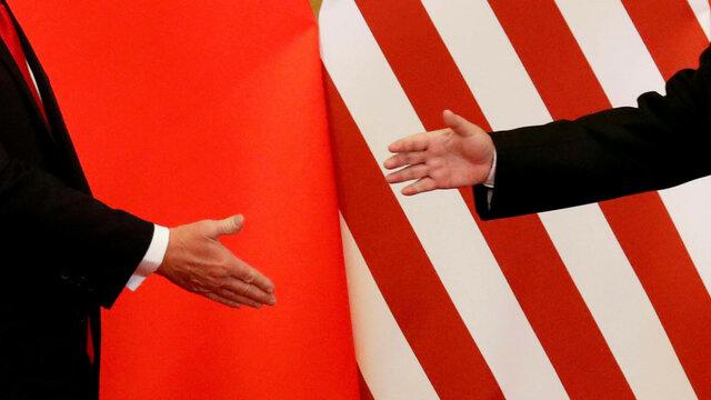 مقامهای چین و آمریکا درگیر توافقی برای گفتوگو