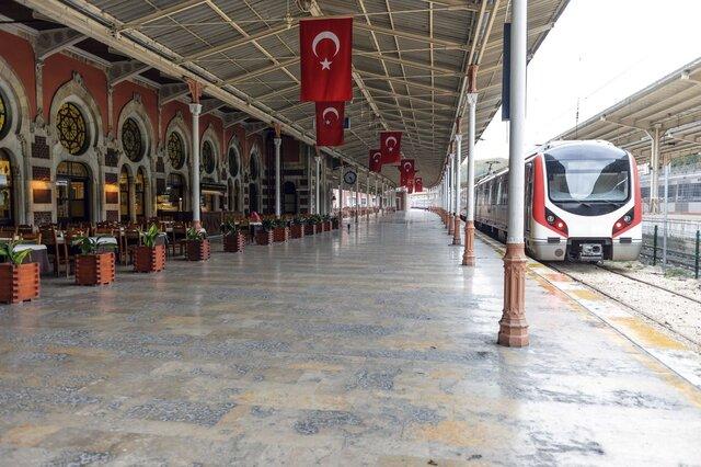 افزایش ظرفیت قطار تهران-آنکارا در دستور کار قرار گرفت