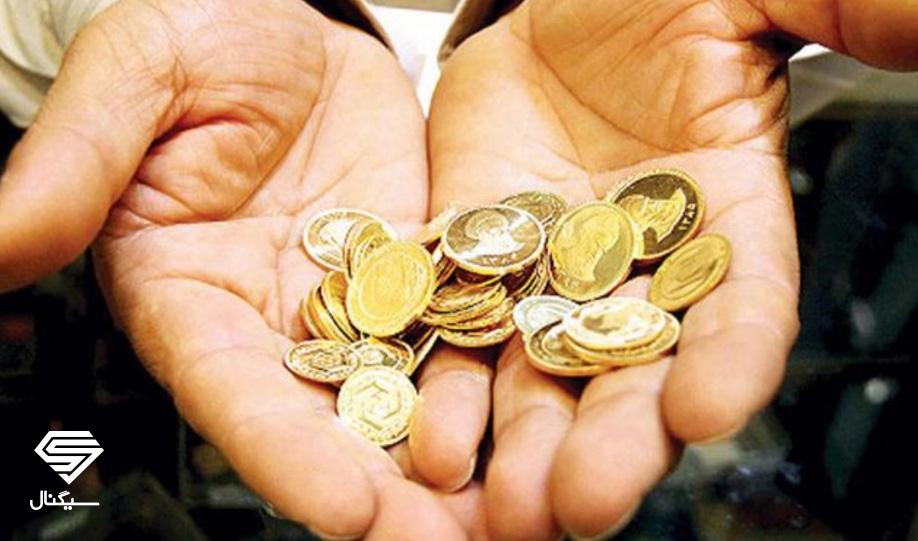 مرز ریزش و صعود نیم سکه | تحلیل تکنیکال نیم سکه در بازه ساعتی (19 دی ماه 1398)
