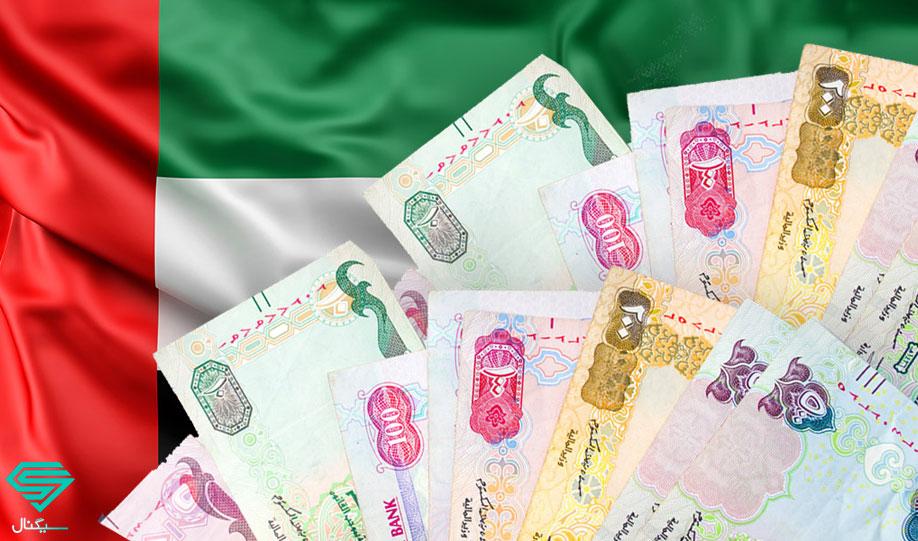 تحلیل تکنیکال درهم امارات (20 خرداد ماه 1399)