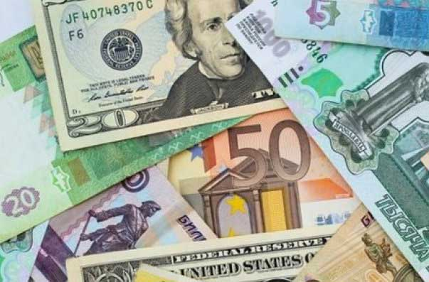 تغییرات نرخ ۴۷ ارز در روز پنجشنبه