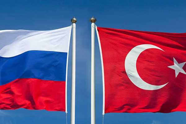 روسیه و ترکیه برسر استفاده از ارزهای ملی به توافق رسیدند