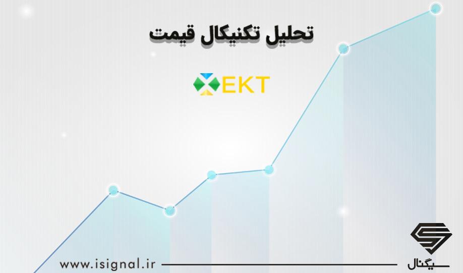 تحلیل تکنیکال قیمت ارز دیجیتال EDUCare (تاریخ 25 مهر ماه 1398)
