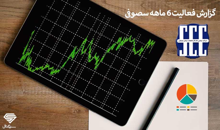 بررسی وضعیت صورت های مالی سصوفی (6 ماهه 1398)