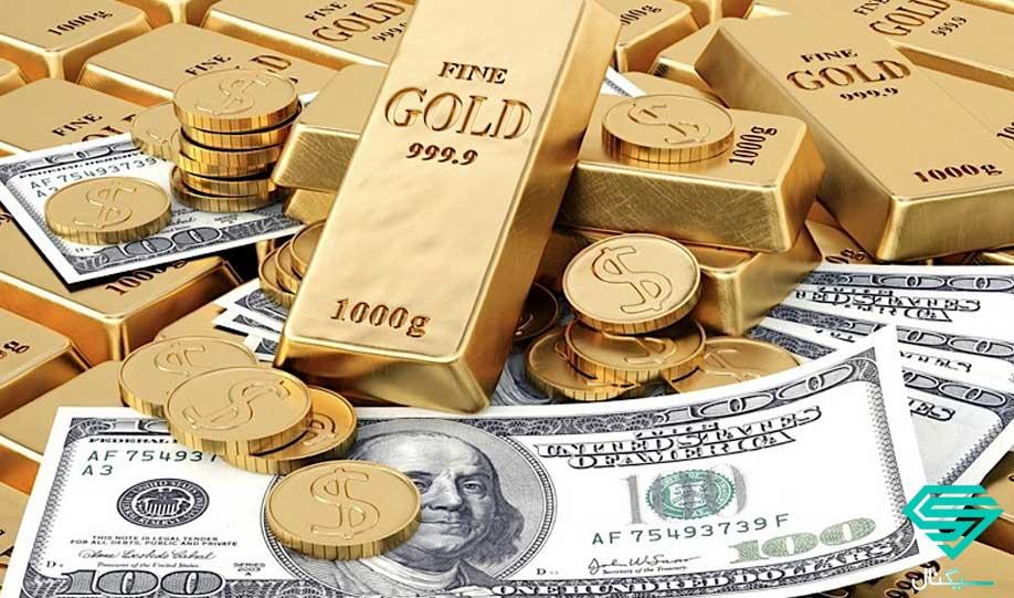 طلا با چه دلاری قیمت خورده است؟ (26 فروردین ماه 1399)