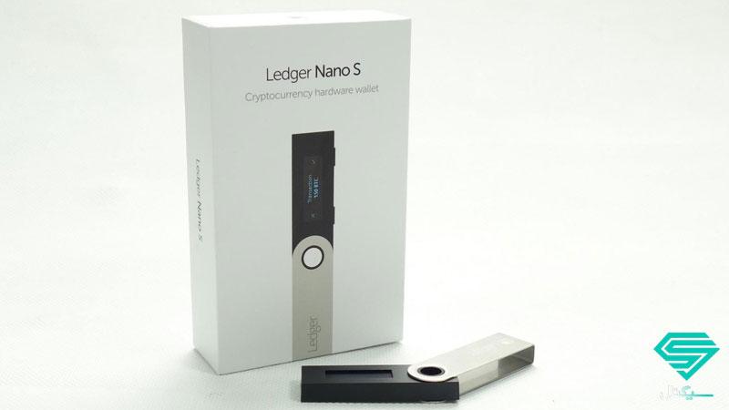 کیف پول مونرو Ledger Nano S