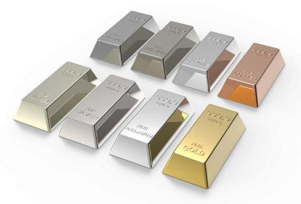 این فلز زودتر از طلا به مرز 2000 دلاری خواهد رسید