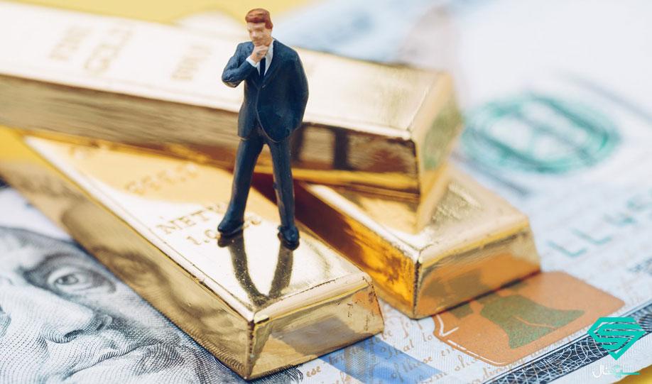 ثبات نرخ دلار در صرافی های بانکی در روز کم نوسان بازار طلا