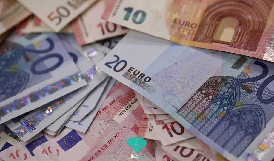 تحلیل تکنیکال قیمت یورو (16 تیر ماه 1399)