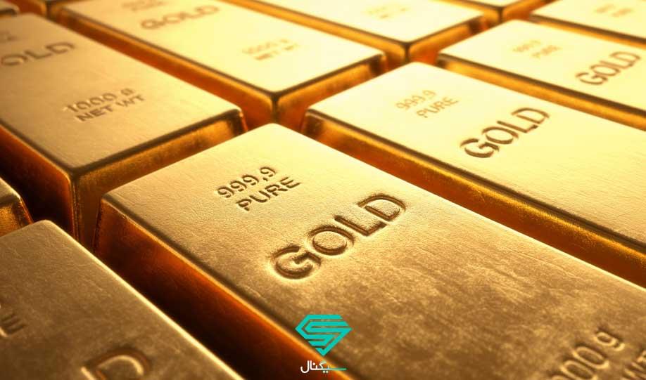 پایان صعود یا اصلاح موقت طلا گرم 18 عیار | تحلیل تکنیکال طلا گرم 18 عیار در بازه ساعتی (9 دی ماه 98)