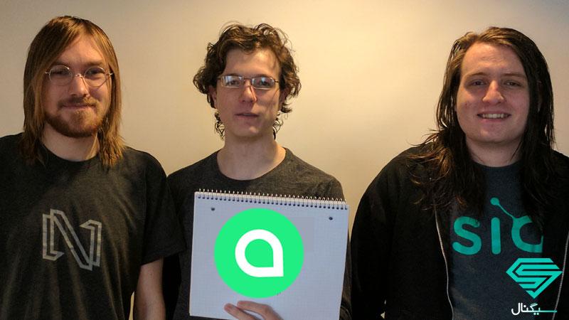 تیم توسعه دهندگان سیاکوین