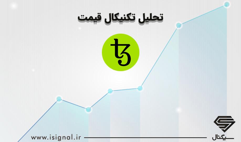 تحلیل تکنیکال ارز دیجیتال تزوس (6 مهر ماه 1399)