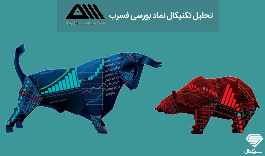 تحلیل تکنیکال نماد فسرب (ملی سرب و روی ايران) | 28 دی ماه 1398