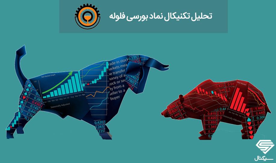 تحلیل تکنیکال فلوله (لوله و ماشین سازی ایران) | 23 دی 99