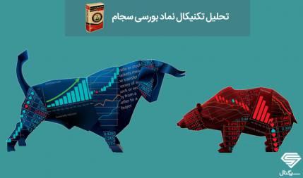 تحلیل تکنیکال سجام (مجتمع سیمان غرب آسیا) | 11 فروردین ماه 1399