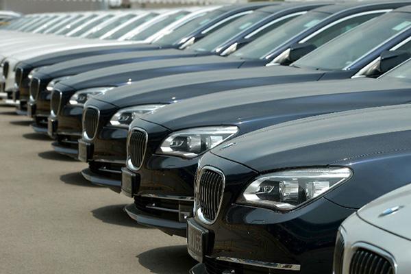 قیمت خودروهای خارجی در بازار/ تالیسمان780میلیون