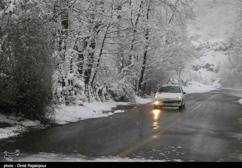 هواشناسی ایران 98/12/5|هشدار بارش شدید برف و باران/ پیش بینی برف 1.1 متری در برخی استانها