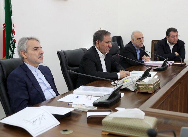 برگزاری جلسه ستاد مقابله با کرونا در وزارت صمت/ تولید ماسک 3 شیفت شد