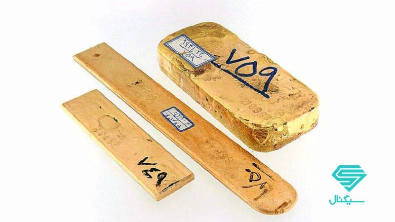 طلای آب شده چند عیار است؟