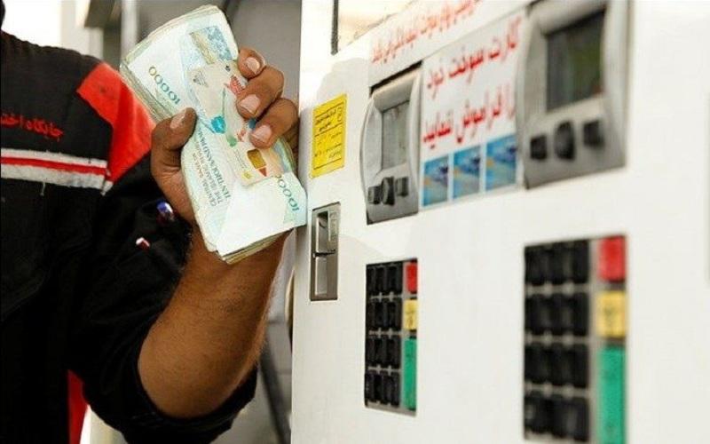 فروش پمپبنزینها 60 درصد کم شد