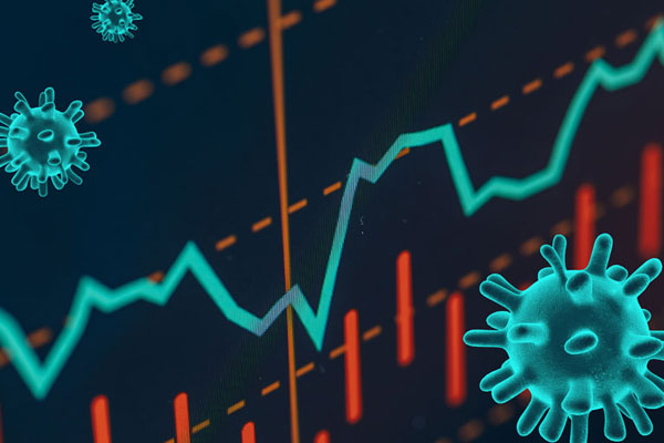 ویدئو | تأثیر بیماری های عالم گیر یک قرن اخیر بر بازارهای سهام در جهان