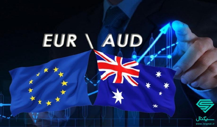 بررسی تکنیکال میزان تغییرات ارزش یورو به دلار استرالیا (EURAUD) | تاریخ 8 تیر ماه 1399