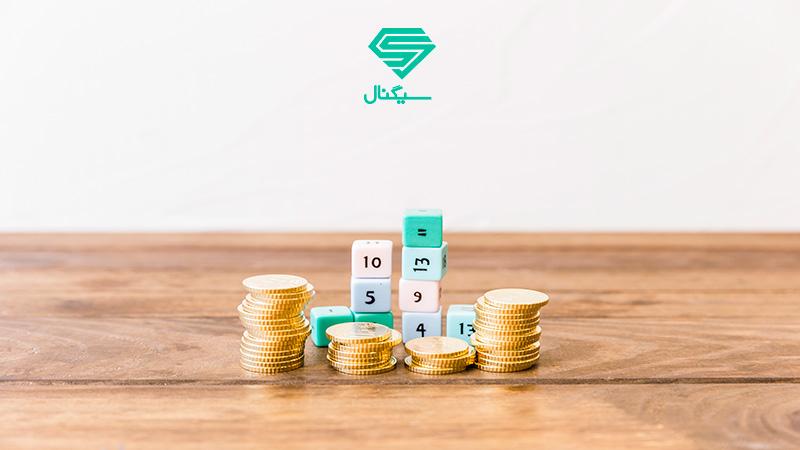 حباب مثبت و منفی در قیمت طلا و سکه
