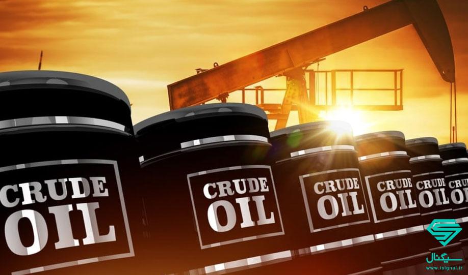 تحلیل شاخص نفتی برنت دریای شمال (UKOIL) | تاریخ 7 مهر 99