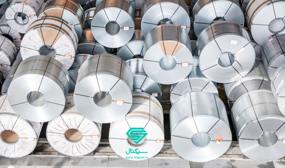 میزان تولید فولاد در جهان در بحبوحه کرونا