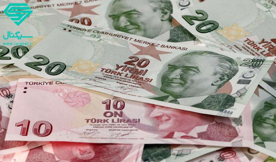 سقوط ادامه دار ارزش لیر ترکیه در بازارهای جهانی و اخراج رئیس بانک مرکزی این کشور