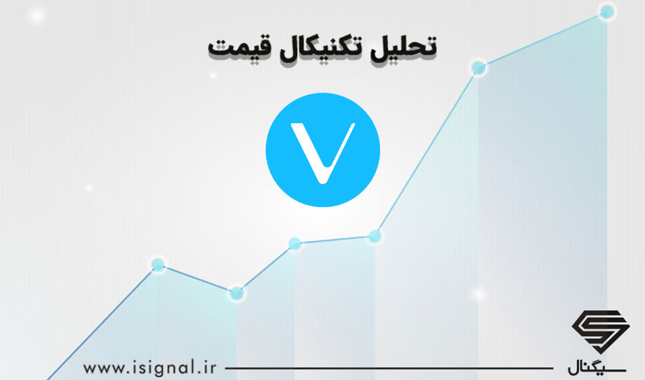 تحلیل تکنیکال ارز دیجیتال وی چین (VET) به همراه نمودار | 1 مرداد ماه 99
