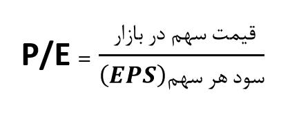 آشنایی با نسبت P/E