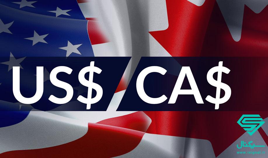 تحلیل تکنیکال ارزش دلار آمریکا نسبت به دلار کانادا (USDCAD)   تاریخ 6 شهریور ماه 1399