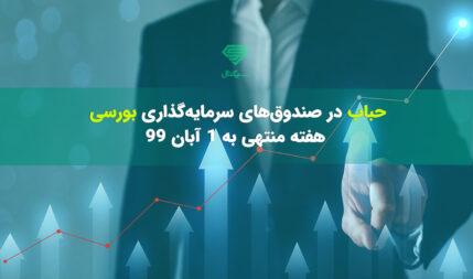 حباب در صندوق های سرمایه گذاری بورسی (ETF) | هفته منتهی به 1 آبان 99
