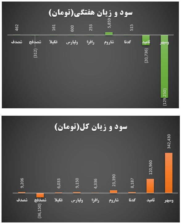 گزارش وضعیت عرضه اولیه ها در هفته ای که گذشت (هفته چهارم مهر ماه 1399)