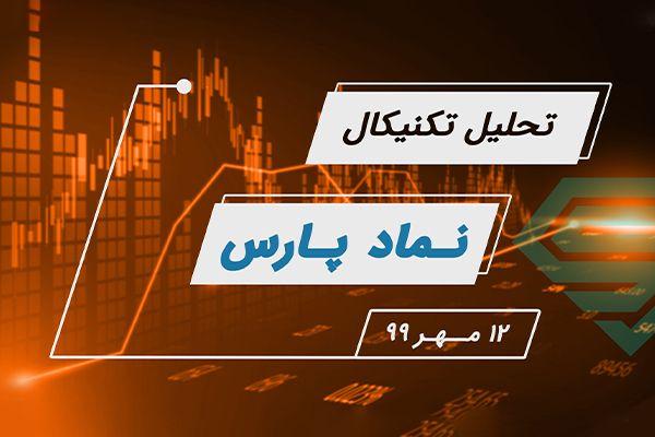 تحلیل تکنیکال نماد پارس | 12 مهرماه 1399