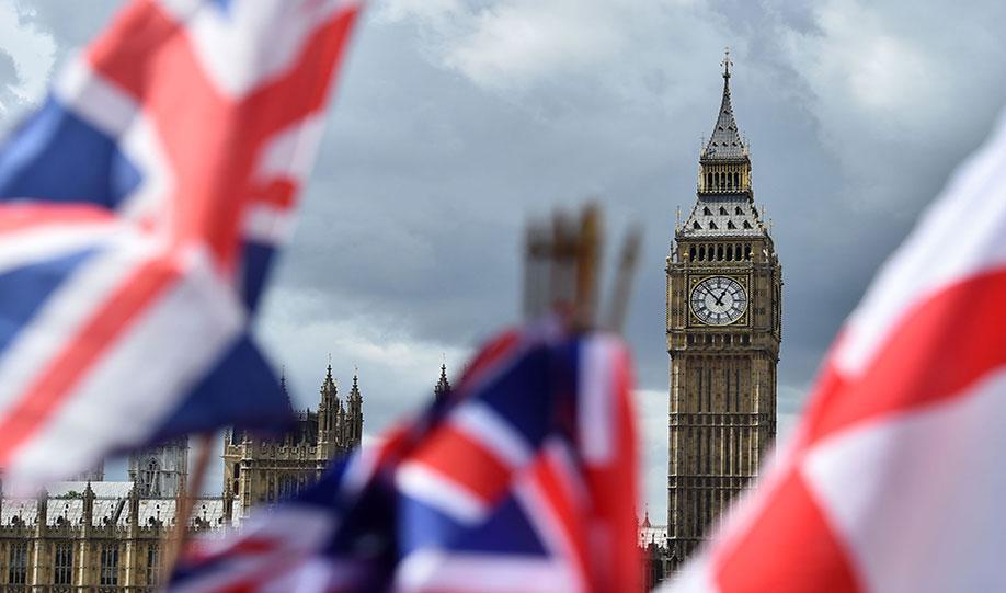 اقتصاد بریتانیا در حال ریکاوری