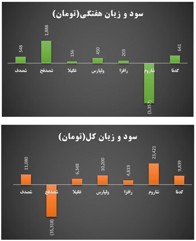 گزارش وضعیت عرضه اولیه ها در هفته ای که گذشت (هفته دوم آبان ماه 1399)