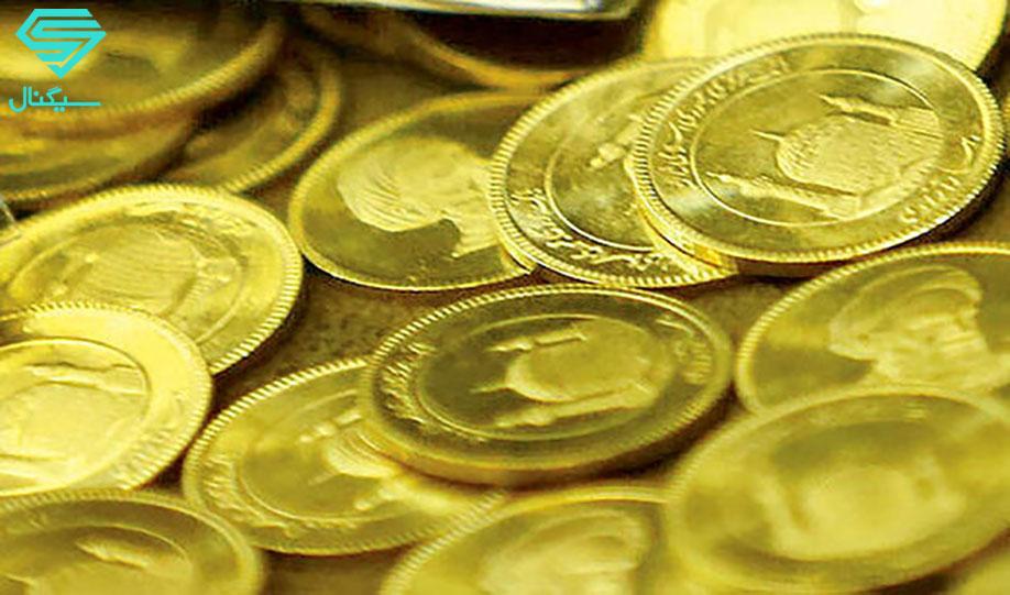 تحلیل قیمت نیم سکه| 15 بهمن 99
