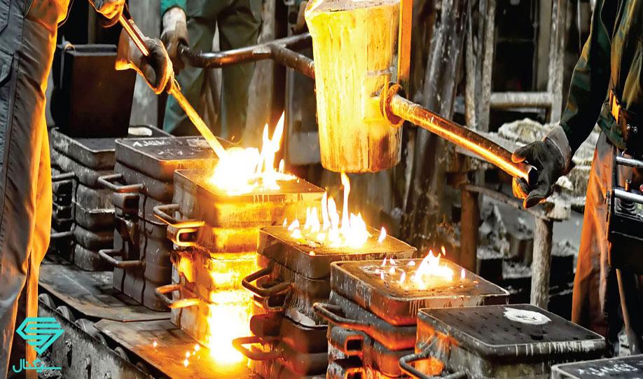 صنعت فلزات اساسی در سال 1400