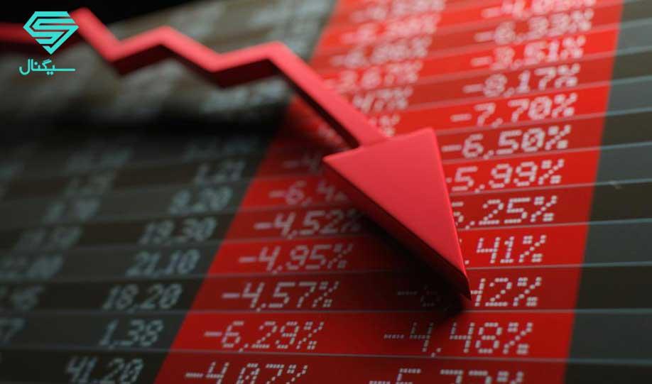 سنگین ترین ریزشهای امروز بازار بورس | 19 خرداد 1400