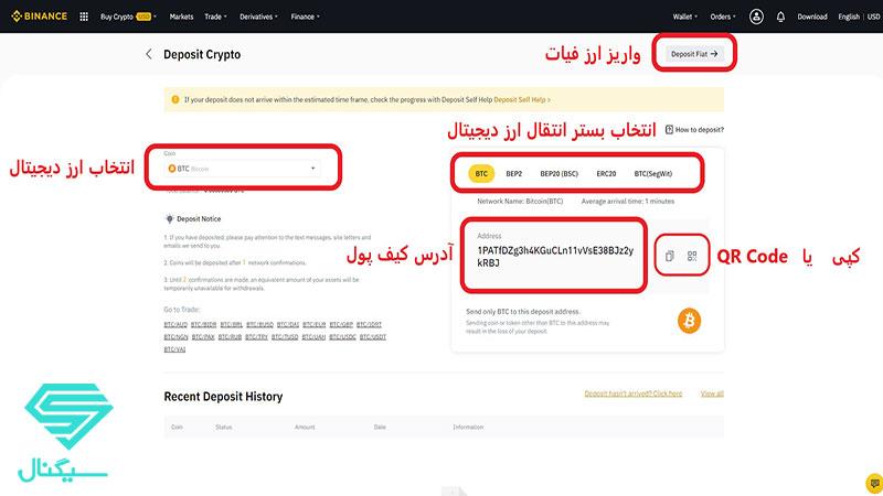 راهنمای کامل ثبت نام در صرافی بایننس (Binance) + آموزش تصویری