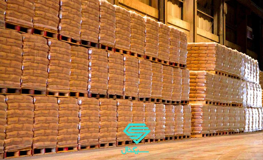 سبز پوشی گروه سیمان در آخرین روز معاملاتی هفته (چهارشنبه 6 مرداد ماه  1400)