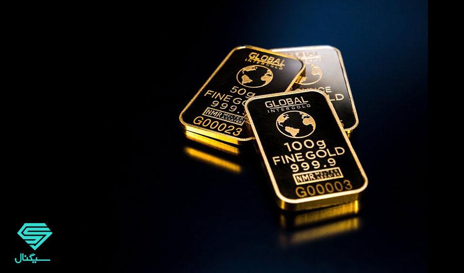 تحلیل انس جهانی طلا   14 تیر 1400